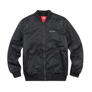 DICKIES Bomber Jacket - Black