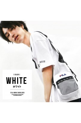 FILA Mini Shoulder Bag - 迷你斜揹袋 / White