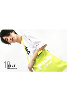 FILA - Two Ways Tote Bag 兩用袋 - YELLOW