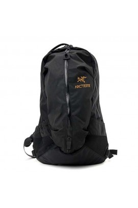 [Original] Arcteryx  Arro 22 Backpack Black / Gold