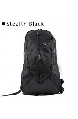 Arcteryx Arro 22L Backpack / Stealth Black