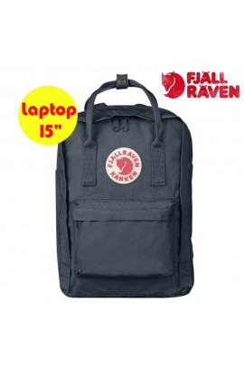 "Fjallraven Kanken Laptop 15"" - Graphite"
