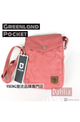 [新系列! ] Kanken by Fjallraven - Greenland Pocket Bag - Dahlia