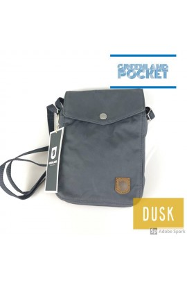 [新系列! ] Kanken by Fjallraven - Greenland Pocket Bag - Dusk
