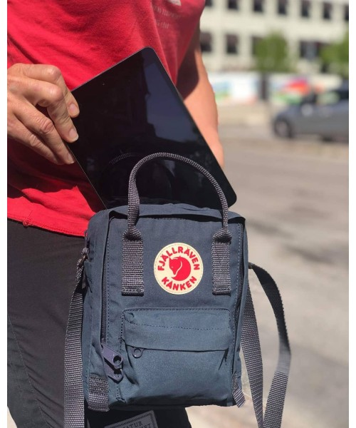Fjallraven Kanken Sling Cross Body Bag – Navy
