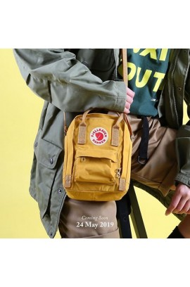 Fjallraven Kanken Sling Cross Body Bag – Ochre