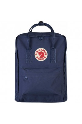 Fjallraven Kanken Mini - Royal Blue Pinstripe Pattern