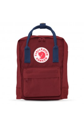 Fjallraven Kanken Mini - Ox Red Royal Blue