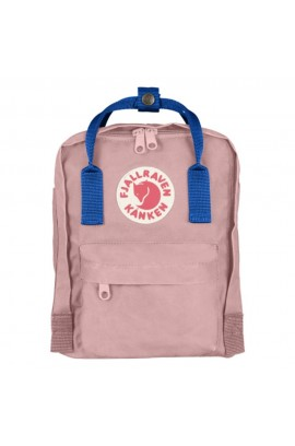 Fjallraven Kanken Mini - Pink Air Blue