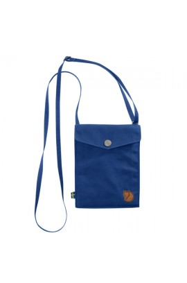 Kanken by Fjallraven - Pocket Shoulder Bag - Deep Blue