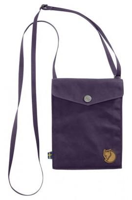 Kanken by Fjallraven - Pocket Shoulder Bag - Alpine Purple