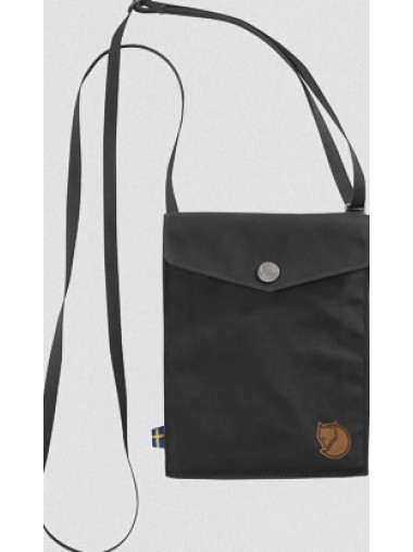 Kanken by Fjallraven - Pocket Shoulder Bag - Dark Grey
