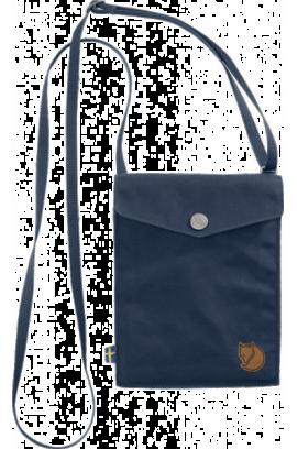 Kanken by Fjallraven - Pocket Shoulder Bag - Navy