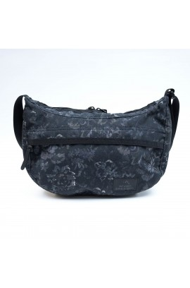 Gregory Satchel S 肩袋 - Black Tapestry