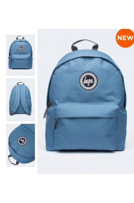 HYPE - Air Force Blue Backpack