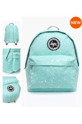 Hype Backpack - HYPE MINT WITH WHITE SPECKLE BACKPACK
