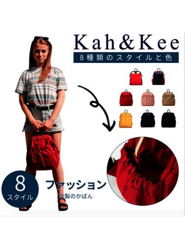 KnK ISA Mini Backpack - Black