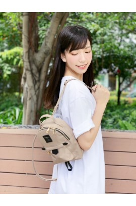 KnK Sweety Mini Backpack - Light Brown