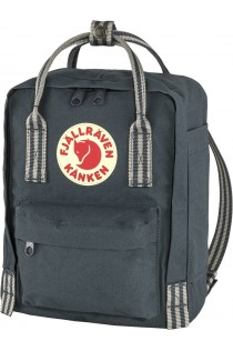 Fjallraven Kanken Mini - Navy/ Long Stripes