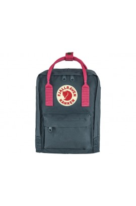 Fjallraven Kanken Mini - Royal Blue/ Flamingo Pink