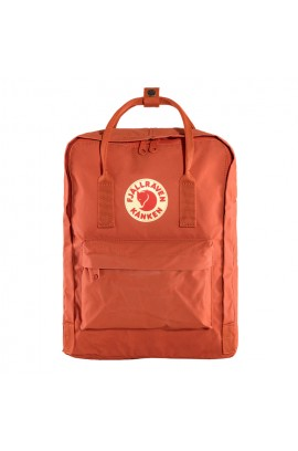 Fjallraven Kanken –  Rowan Red