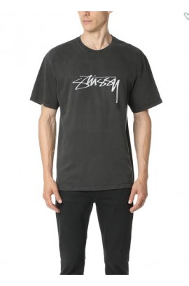Smooth Stock Tee - Stussy SS17 / Black