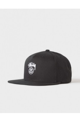STOCK LOCK SU17 SNAPBACK - Black