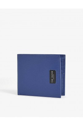 Ted Baker London - Leather Wallet / Navy Blue