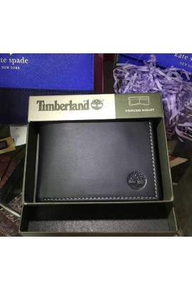 Timberland Men's Hunter Wallet - Black 連精美禮盒
