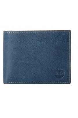 Men's Fine Break Wallet - Deep Blue 連精美禮盒