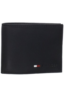 [內有散子包] Tommy Hilfiger Men's Stockon Coin Wallet